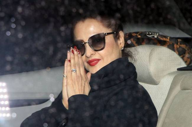 Rekha's Bungalow Sealed, Declared As Containment Zone