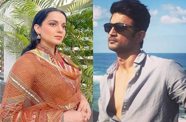 Sushant Singh Rajput's Sister Shares Moments Of His Personal Life, Watch Video