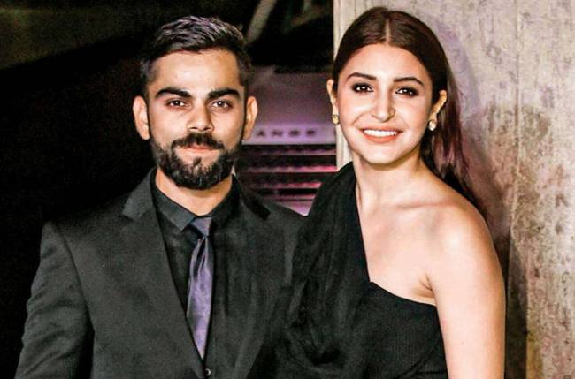 Take A Break With Anushka And Virat