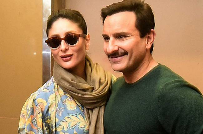 Saif Ali Khan, Kareena Kapoor are expecting second child