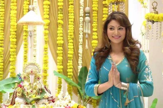 Ganesh Chaturthi 2020: May his arrival to each our homes mark a new begging  says Urvashi Rautela