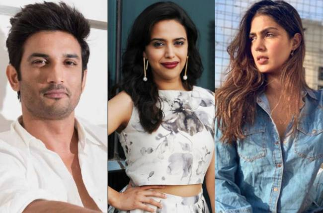 Rhea Chakraborty defended by Vidya Balan amidst 'media circus after Sushants death
