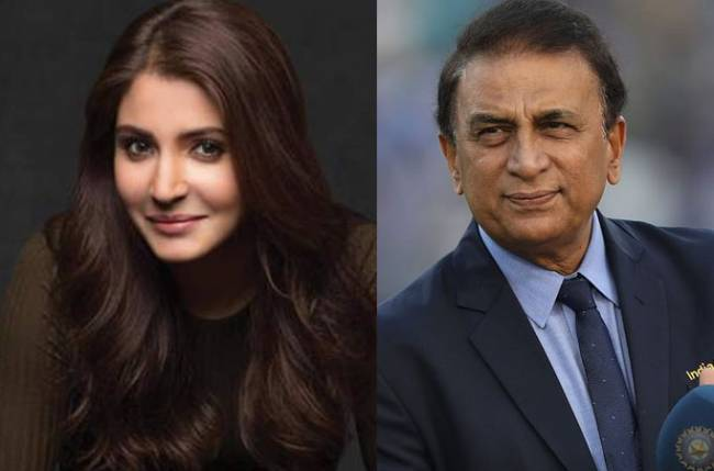 Anushka Sharma REACTS on Sunil Gavaskar's 'distasteful' comment on her & Virat Kohli