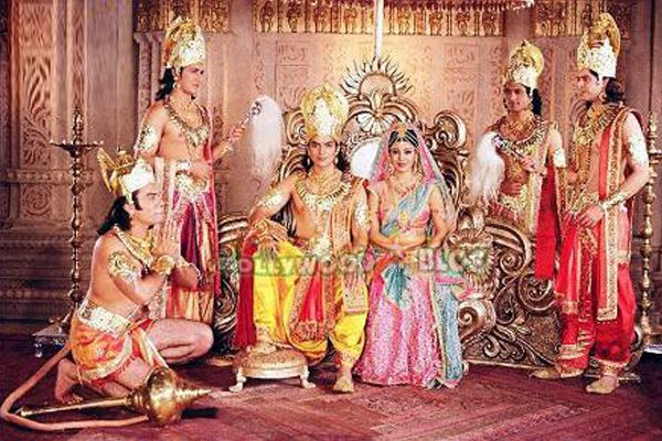 Murder On The Sets Of Ramayan