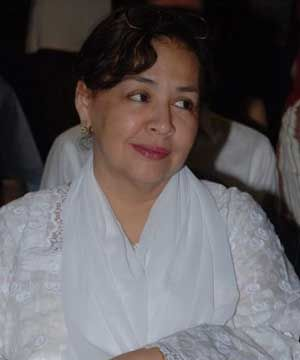 farida jalal family pictures