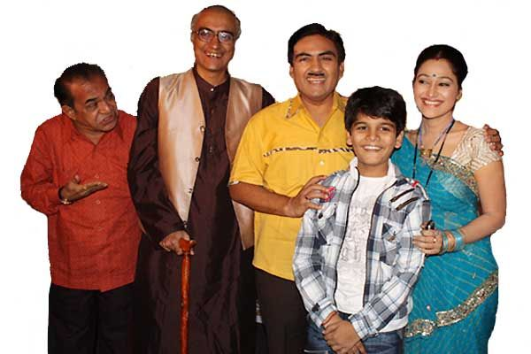 Cast of Taarak Mehta play hosts to special guests Taarak Mehta Ka Ooltah Chashmah Cast