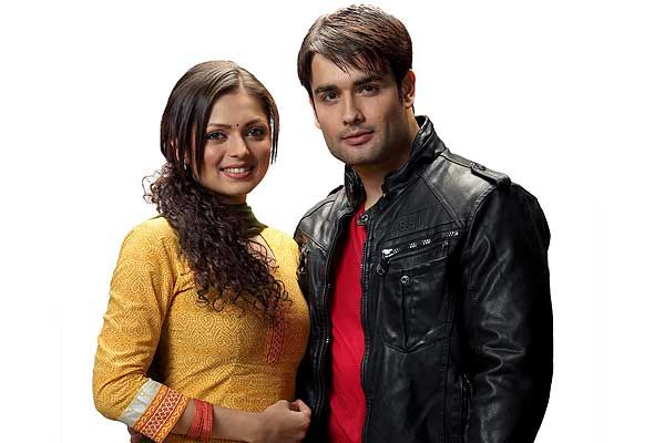 It's all about 'romance' between RK and Madhu in Colors