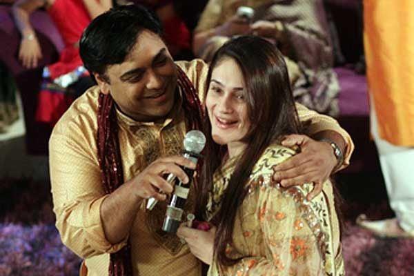 "Ram Kapoor's and Eva Grover's ""not so bada"" affair"