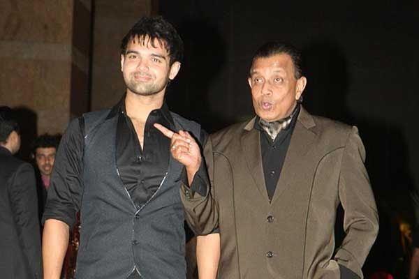 Image result for mithun chakraborty and his son