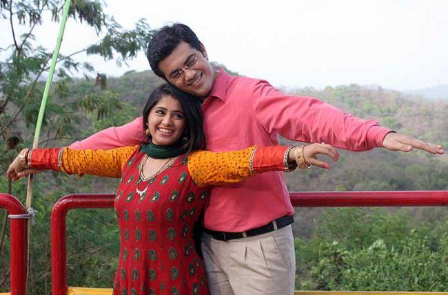 Chandni bhagwanani and nishad vaidya dating apps
