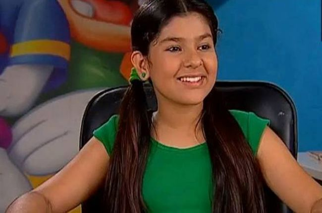 I am good both at academics and extra-curriculars - Nidhi ... Taarak Mehta Ka Ooltah Chashmah Sonu 2013