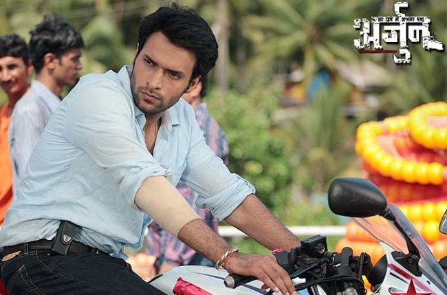 Star Plus' Arjun to fight two strange cases this weekend