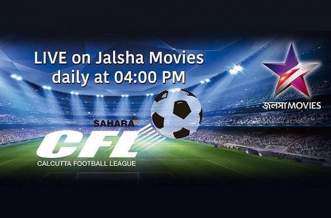 Star India's Jalsha Movies creates planet football through