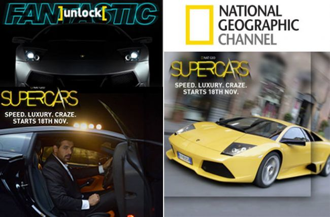 Nat Geo launches Supercars Season 3 Natgeo Supercars on