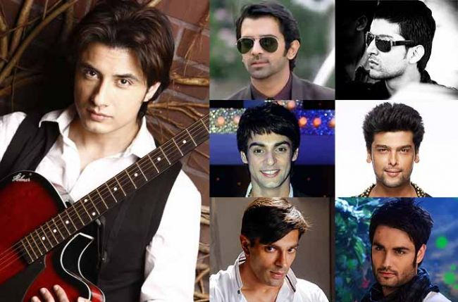 Karan Wahi And Drashti Dhami Dating Ali Zafar voted Sexies...