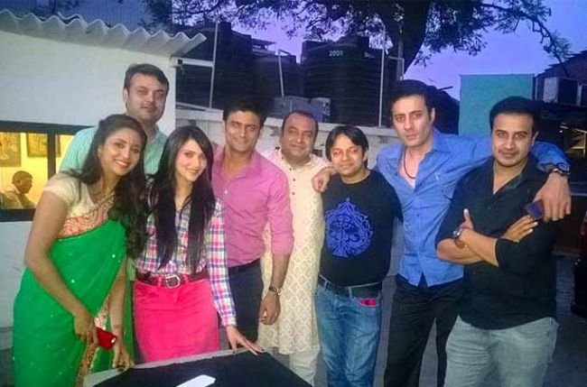 Team Aankh Micholi shoots for its last episode; show to end on a ...