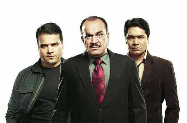 CID team to shoot during the Kite Festival in Ahmedabad