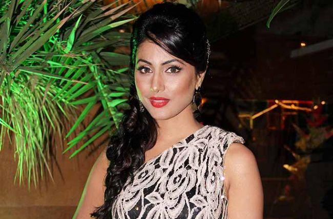 Hina Khan Played A Perfect Host At Yeh Rishta Five Years