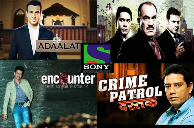 Sony TV to air crime shows thrice a week
