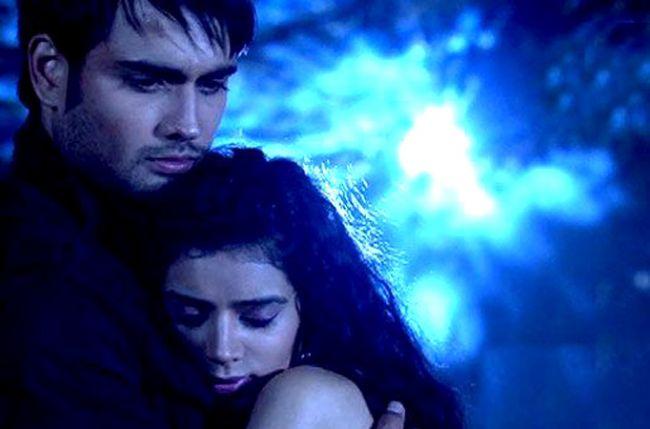 Abhiya most romantic background music by pyaar kii ye ek kahaani.