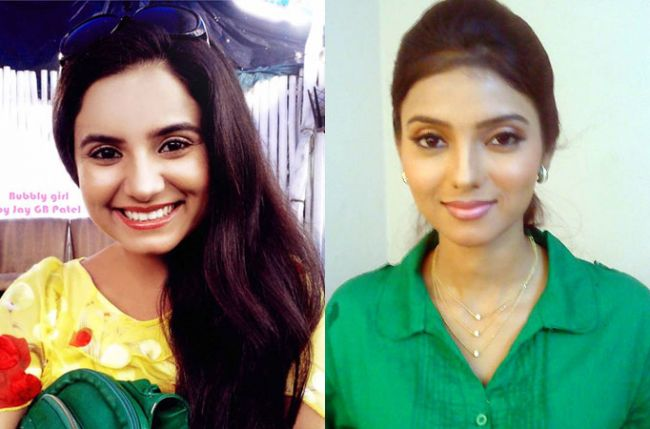 Shiju Kataria and Naina Singh in Life OK's Savdhan India