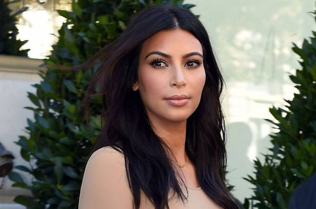 When The Going Gets Tough, The Kim Kardashian Gets Naked
