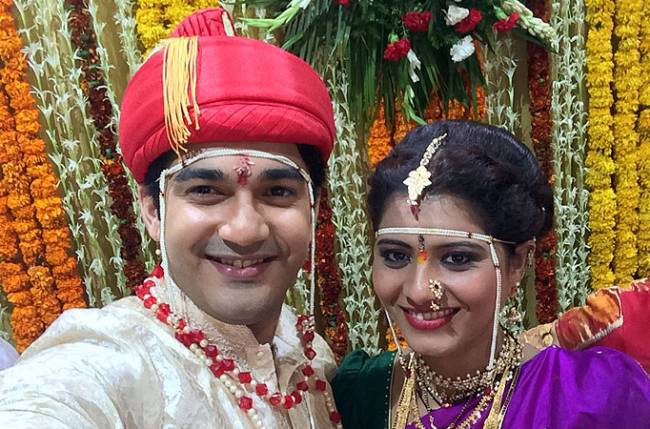 madhav deochake gets married to bageshri humari devrani