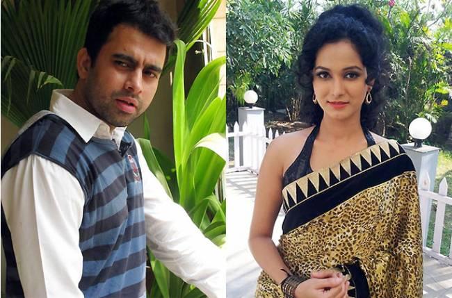 Sudeep Sarangi and Neetha Shetty in Life OK's Savdhan India