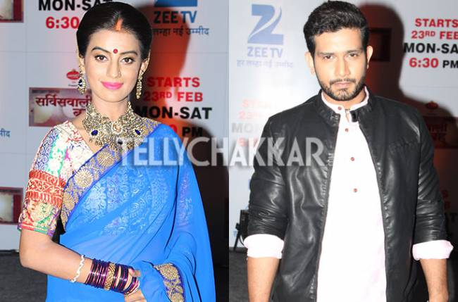 Gulkand and Ayodhya to walk out of their house in Zee TV's