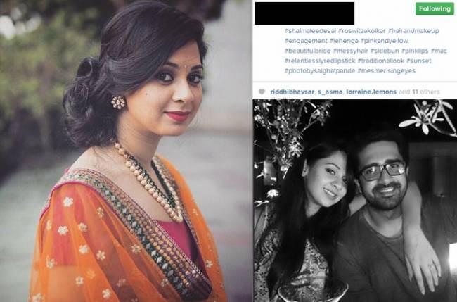 Avinash and shalmalee dating