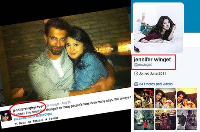 Jennifer Winget DELETES ex husband Karan Singh Grover's pics from