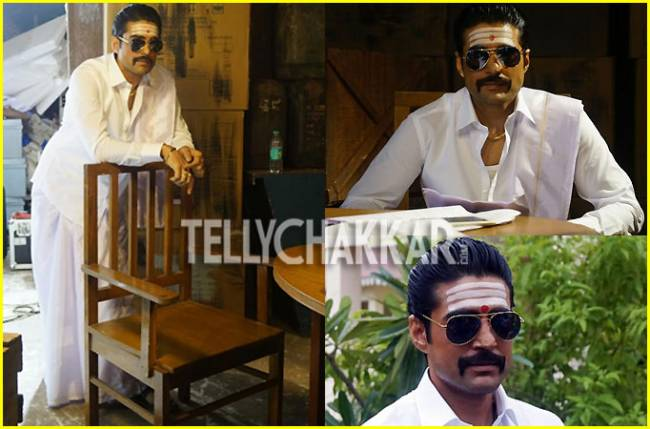 Kabir's DON avatar in Sony TV's Reporters Rajeev