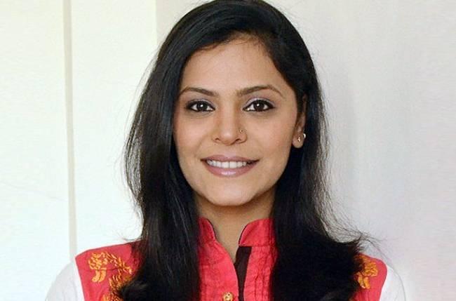 Anuja Sathe aka Dharaa of Tamanna image-photo-picture