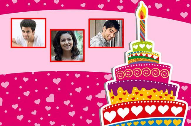 Happy Birthday Paras Mansi and Akshay