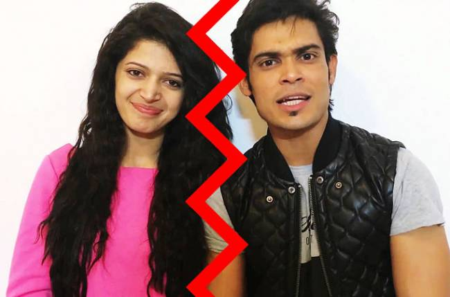 kunwar amar and charlie chauhan split