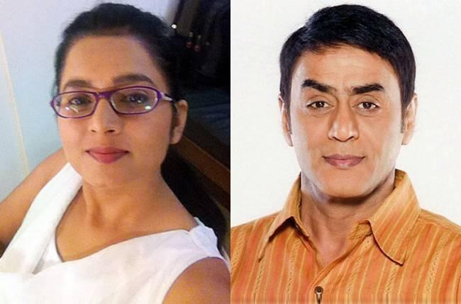 Ekta Tiwari and Pankaj Berry in Sony TV's Crime Patrol
