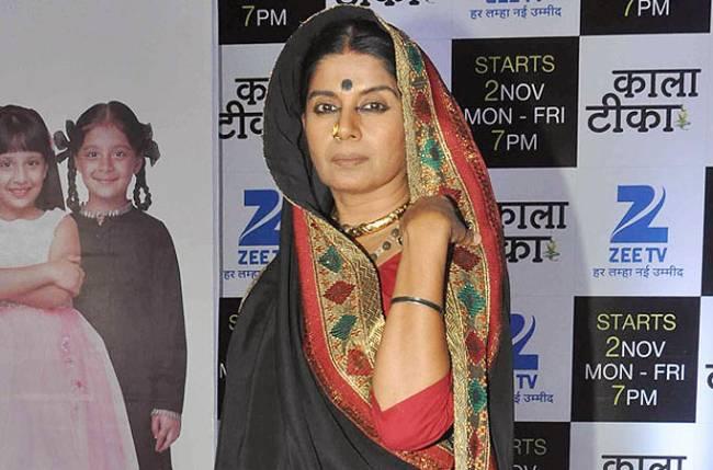 TRPs are utter nonsense :   Mita Vashisht, veteran actress