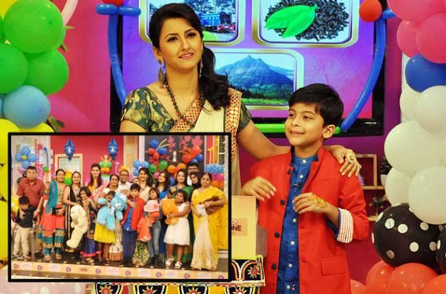 Rachana Banerjee Son