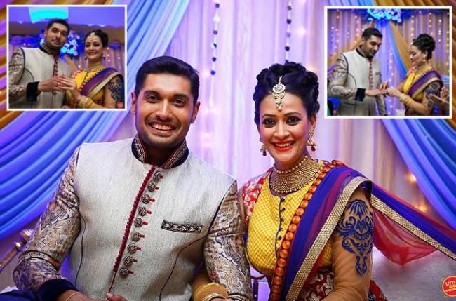 Jaswir Kaur and Vishal Madlani Engagement photo-image-pictures