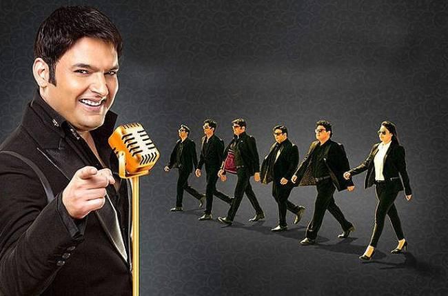 The Kapil Sharma Show on Sony TV image-photos