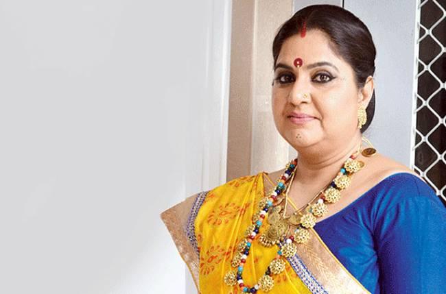 Vandana Pathak Hum Paanch Gaura of Saathiya has ...