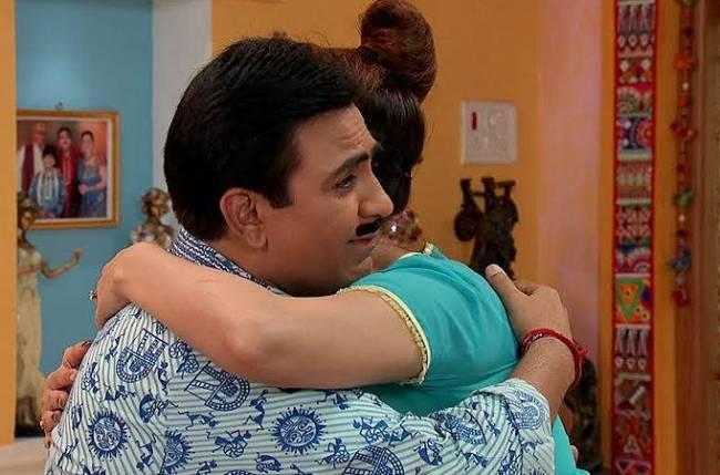 Jethalal-Babita to HUG in SAB TV's Taarak Mehta Taarak Mehta Ka Ooltah Chashmah Jethalal And Babita Ji Hot