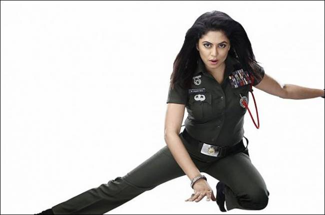 Kavita Kaushik impressed with spirit of Indian Army