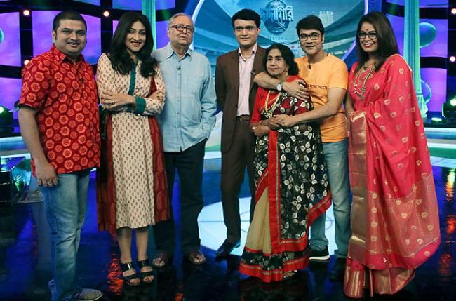 Celebs galore in Zee Bangla's Dadagiri