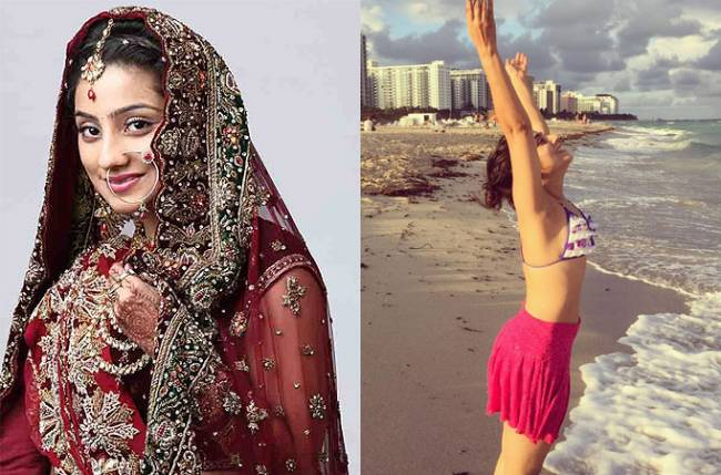 Bahu to babe: Neha Marda's hot BIKINI look!