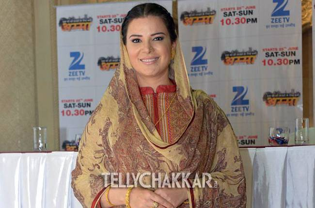 A Conversation With :    Tv Actress Urvashi Sharma, who plays the titular role in Zee TV's upcoming show Amma