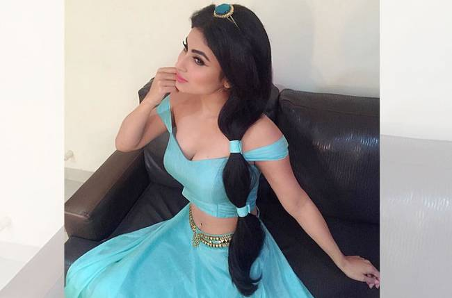 I'm a moody person: Mouni Roy