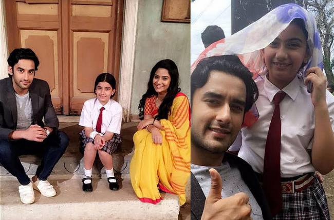 Image result for Gear up for some cute moments between Sagar-Krishna in Gangaa