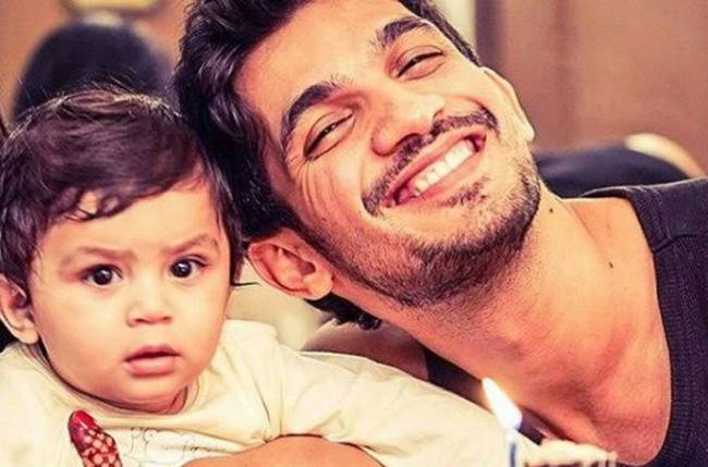Things Arjun Bijlani learnt being a father