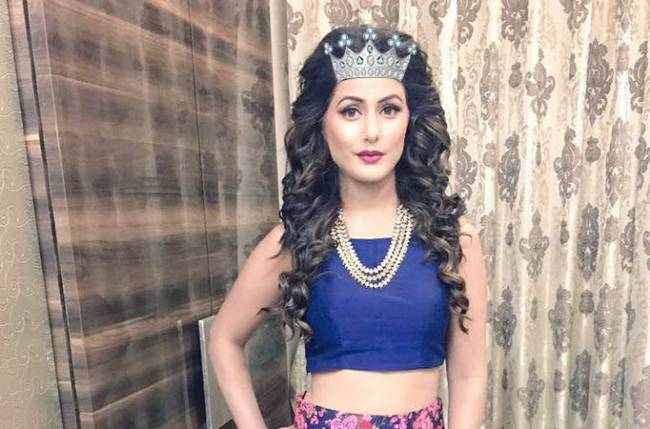 Congrats Hina Khan Is The Insta Queen Of The Week